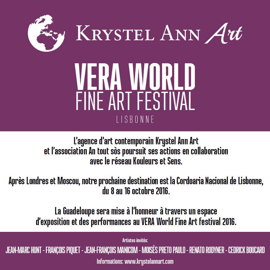 Vera World Fine Art Festival Lisbon
